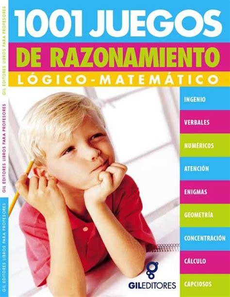 libro 1001 juegos de inteligencia libros dvds cd roms enciclopedias educaci 211 n preescolar primaria secundaria preparatoria