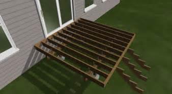 deck plan 10 deck plans by size deck plans