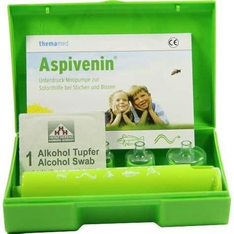 aspivenin insektengiftentferner 1 st pzn 0843715