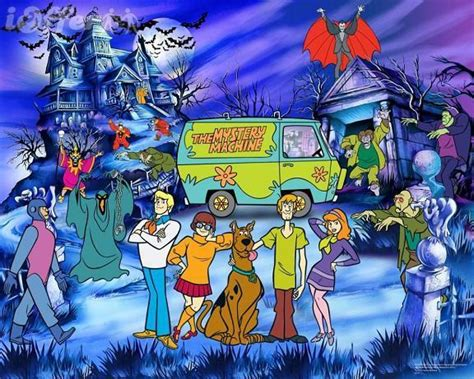 scooby doo wallpaper bedroom scooby doo where are you 1969 1971 review mana pop