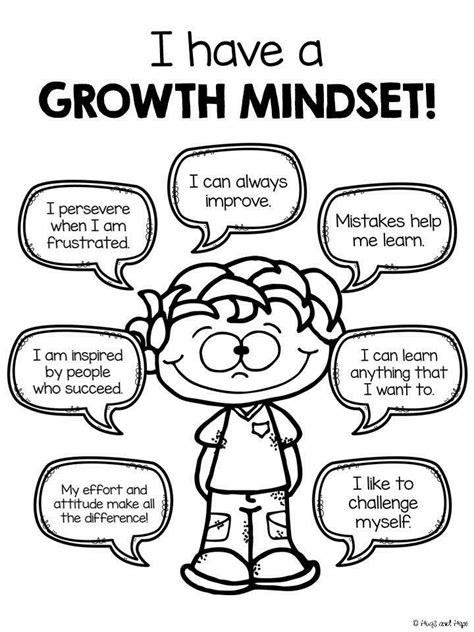 printable art activities for high school students growth mindset great resource for introducing elementary