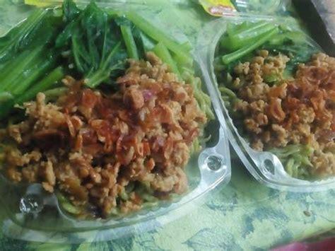 membuat mie sehat sendiri resep membuat mie ayam pangsit sehat sendiri ukm ksr