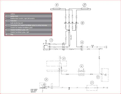 heated grip wiring diagrams harley davidson motorcycle