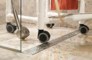 Replacing Bath With Shower adjusting your home for accessible living