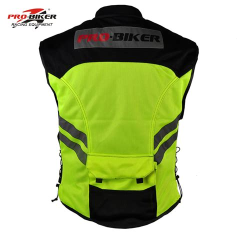 motocross protection motorcycle reflective vest street road protector motocross