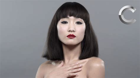 years beautiful 100 years of beauty in japan shown decade by decade in a