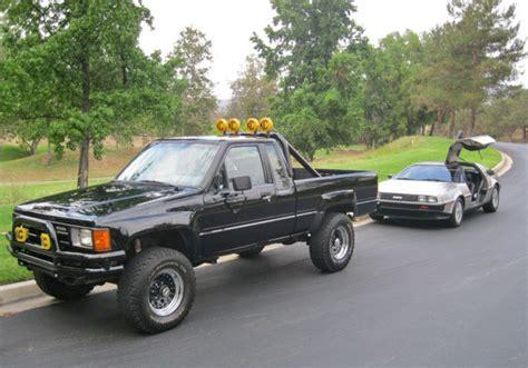 1985 Toyota Tacoma 1985 Toyota Sr5 4 215 4 Truck