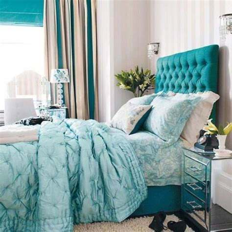 Turquoise Headboard by Teal Tufted Headboard Gettin Martha On