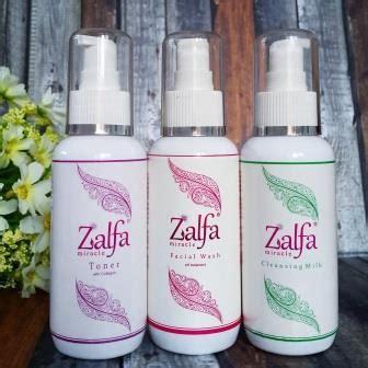 Toner Zalfa zalfa miracle balancing toner zalfa miracle cosmetics