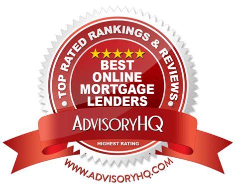 best mortgage lenders top 5 best mortgage lenders 2017 ranking best