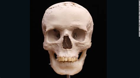 a 9 500 year old skull gets a 3d makeover cnn