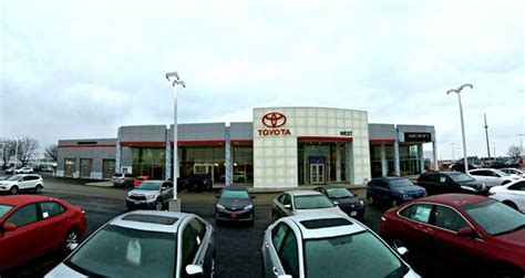 Toyota Dealers In Columbus Ohio Toyota West Car Dealership In Columbus Oh 43228 Kelley