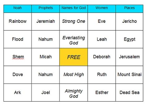 free printable bingo games for adults print a bible bingo game and play lots of free bible