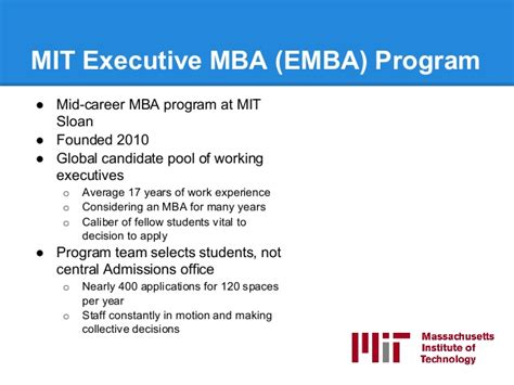 Mit Sloan Mba Curriculum by Mobilizing Recruiting And Admissions Webinar