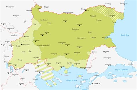bulgaria on a world map file map of bulgaria during wwii png wikimedia commons