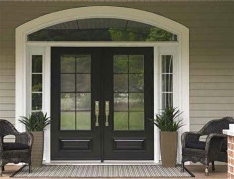 amusing double front doors for homes traditional exterior burlington bungalow front door