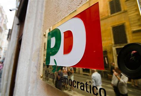 sede partito democratico pd gli elettori bocciano l alleanza con berlusconi