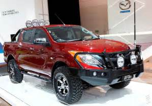 Madza Bt50 Mazda Bt 50 Technical Details History Photos On Better