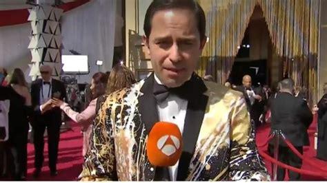 Premios Oscar 2018 Todos Los Nominados Ella Hoy El Esperp 233 Ntico Look De Un Periodista Espa 241 Ol En Los Oscar