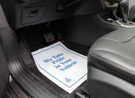 Plastic Car Floor Mats are Disposable Plastic Car Mats by