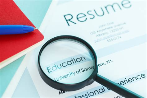 How To Put Education On Resume by Tips For Writing Your Resume S Education Section