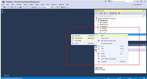 tutorial javascript sharepoint add shared javascript and css to visual studio sharepoint