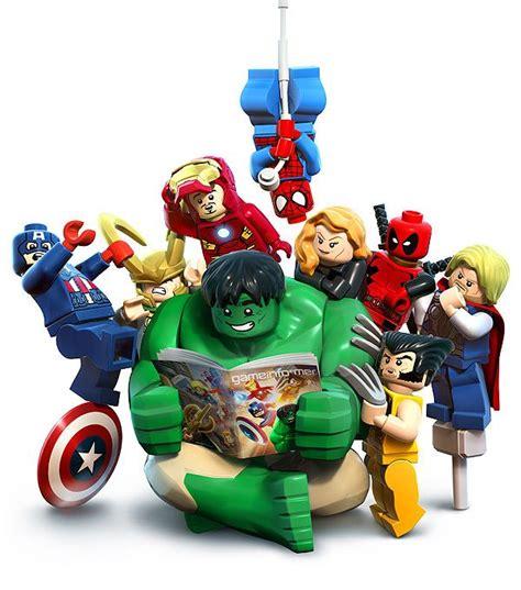 Ps4 Lego Marvel Heroes 2 Reg 3 lego marvel heroes 2 arrive plus fort que jamais lightningamer