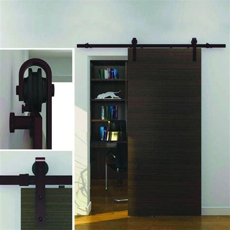 Barn Door Hardware Canada 25 Best Ideas About Barn Door Hardware Canada On Door Accessories Rustic Tracks
