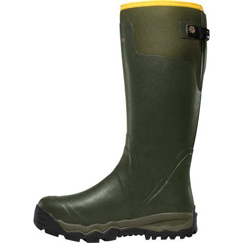 lacrosse boots alphaburly pro lacrosse footwear alphaburly pro forest green