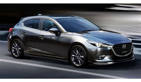 Mazda 3 Rumors by 2019 Mazda 3 Changes Redesign Price And Release Date