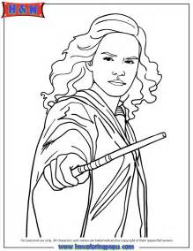 free coloring pages of hermione