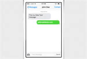 sms template iphone how to create iphone sms conversation screenshots