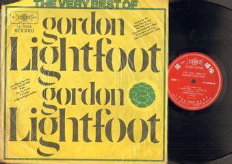 Cd And Gordon The Best Of gordon lightfoot the best of gordon lightfoot records