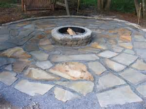 Fire Pit Block Adhesive - how to build a simple retaining wall