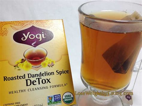Yogi Detox Dandelion Tea Benefits by Best 25 Dandelion Tea Detox Ideas On