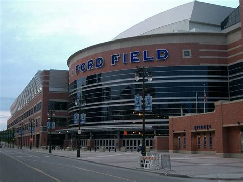 Ford Detroit by 100 Ford Field Detroit Mi Scolin S Sports Venues Visited