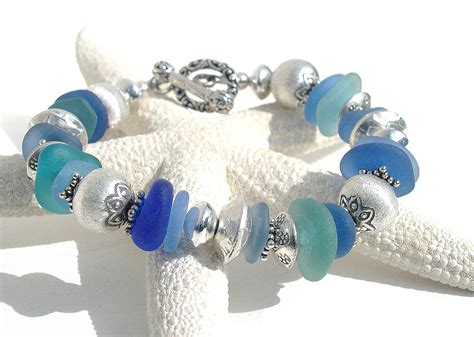how to make jewelry out of sea glass glass jewelry sea glass jewelry by tears of the