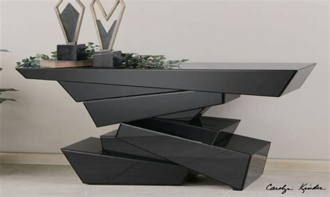 modern sofa table contemporary sofa table modern console table with drawers