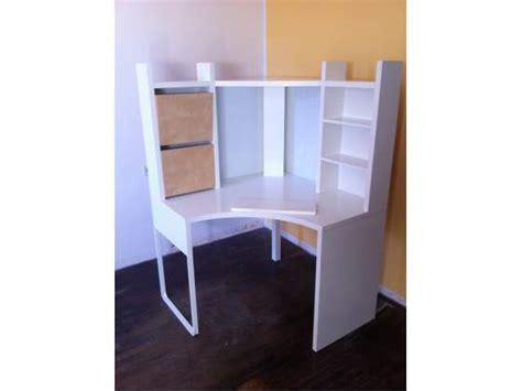 scrivania ad angolo ikea scrivania angolare mikeal ikea nerobianco clasf