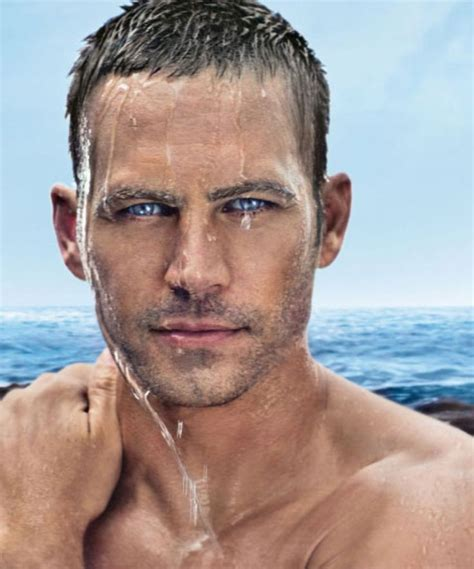paul walker blue paul walker into the blue magnificent men pinterest