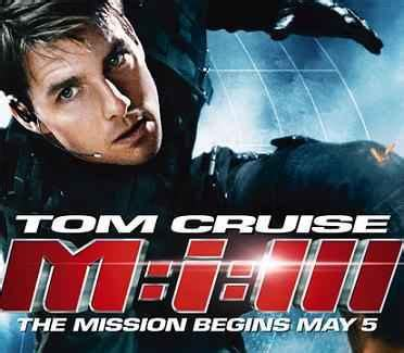 Length Mission Impossible Iii On Your Mobile by Mobile Cruise Mission Impossible 3 In