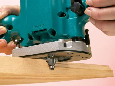 woodworking with the router how to use a router with edge bits and groove bits how