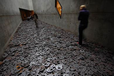 shoe room holocaust museum yad vashem holocaust museum jerusalem one 1 thing a time