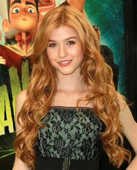 katherine mcnamara on jessie katherine mcnamara picture 9 world premiere of paranorman