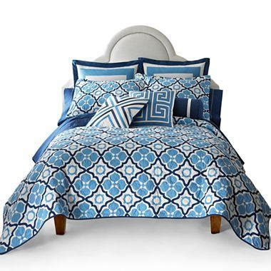 happy chic bedding happy chic by jonathan adler elizabeth quilt set i jcpenney