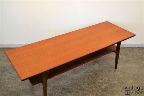 Vintage Modern Coffee Table Vintage Modern Teak Coffee Table Vintage Vibes