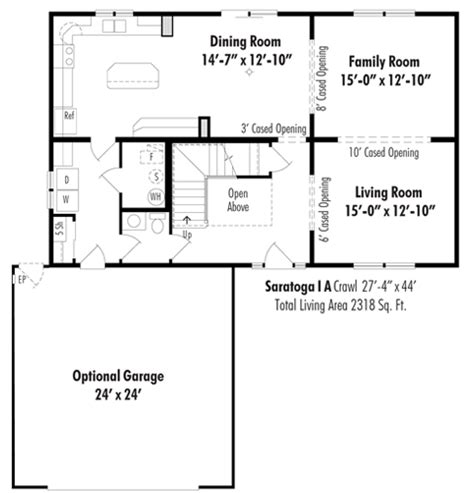 unibilt custom homes gt get started gt floor plans