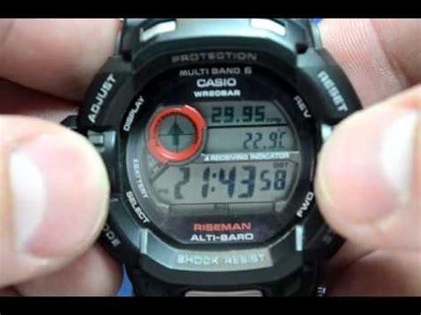 Casio G Shock Riseman G9200gy casio g shock gw 9200 riseman revisi 243 n doovi