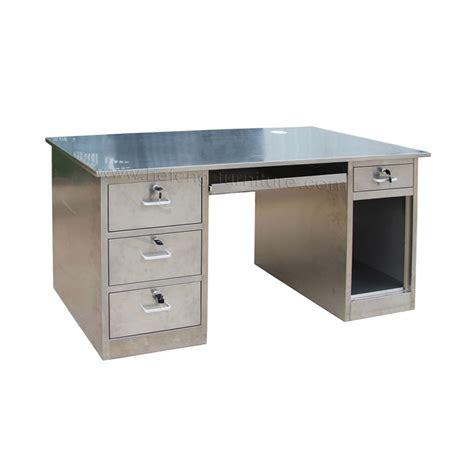Meja Stainless meja stainless steel hefeng furniture