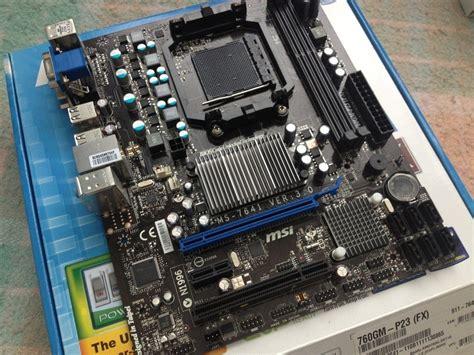 Harga Motherboard Laptop Merk Hp daftar harga motherboard amd am3 am3 msi quot merk gaming